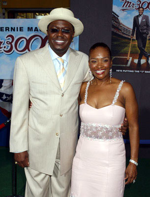 Bernie Mac Struggled To Breathe In His Final Hours With Wife Of 31 Years Rhonda By Side Told People Magazine That As She Was