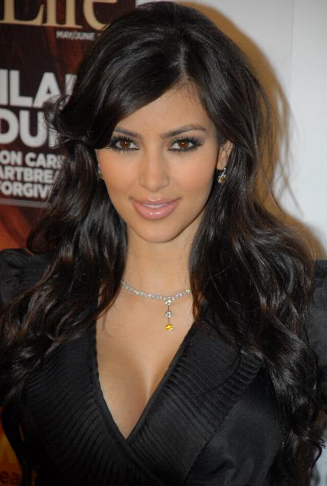 Kim Kardashian Makeup Routine