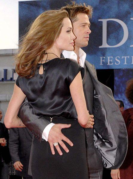 Did Brad & Angelina Split? | Entertainment Rundown Angelina Jolie And Brad Pitt