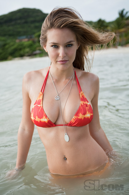 bar refaeli si swimsuit. ar refaeli sports illustrated