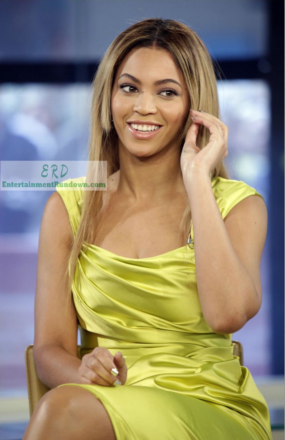 beyonce on the today show entertainment rundown