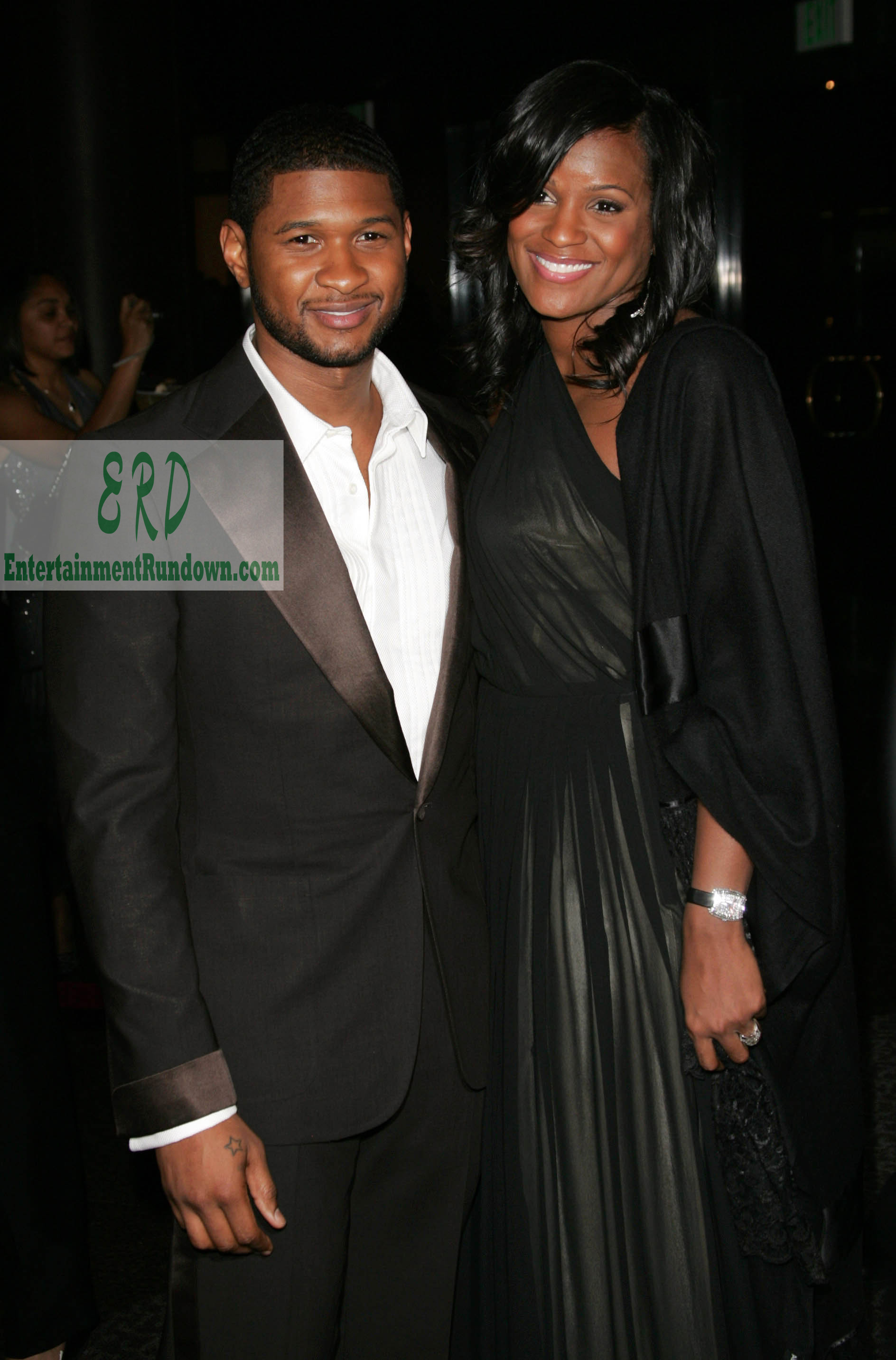 Usher And Tameka Divorce 2009 Most Anticipated ...