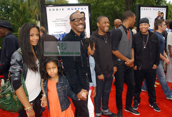 All Of Eddie Murphy S Sons Pictures to Pin on Pinterest ...