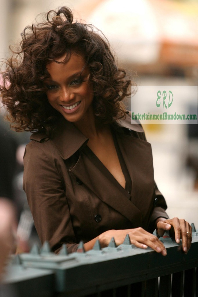 tyra banks photo shoots