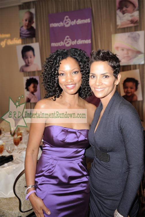 Halle Berry Garcelle Beauvais