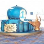 Usher Naviyd Cake