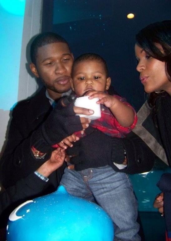 Usher Nayvid Tameka