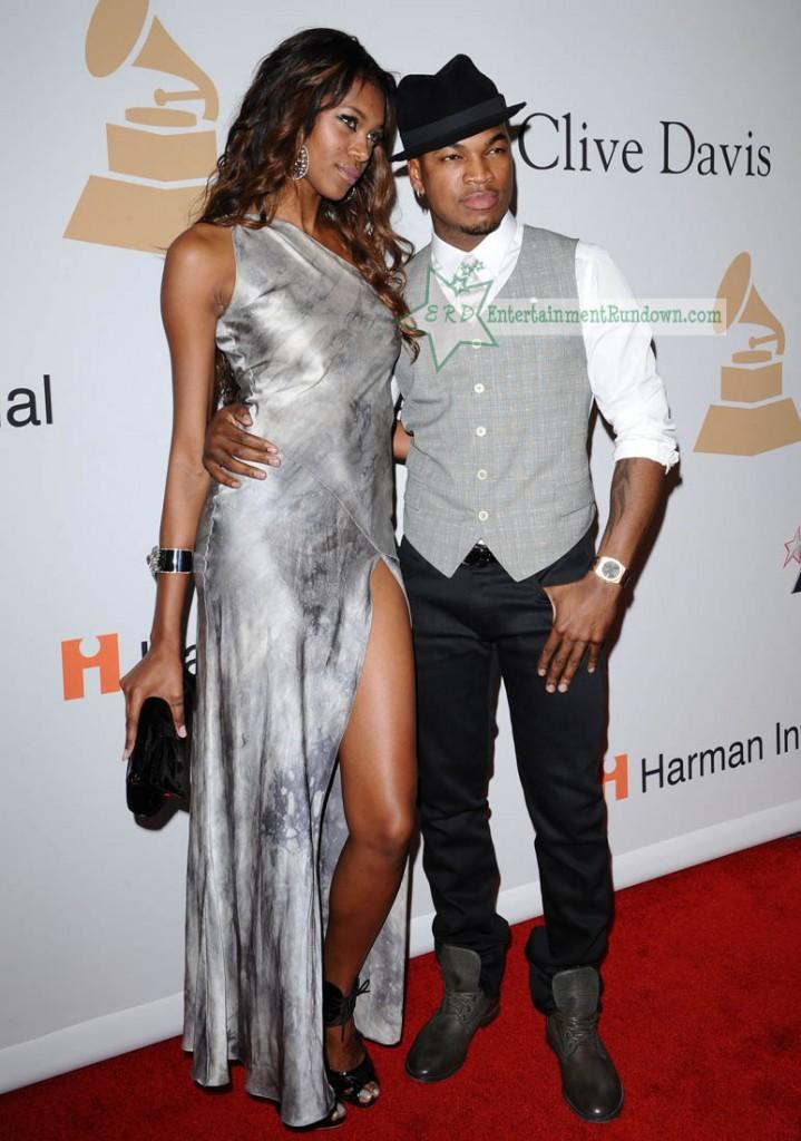 Celebs Attend Clive Davis Pre Grammy Party