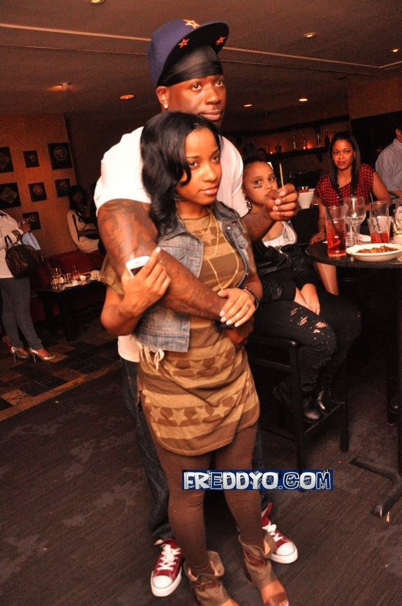 pictures of toya carter and memphitz. Tiny amp; Toya Season 2 Premiere