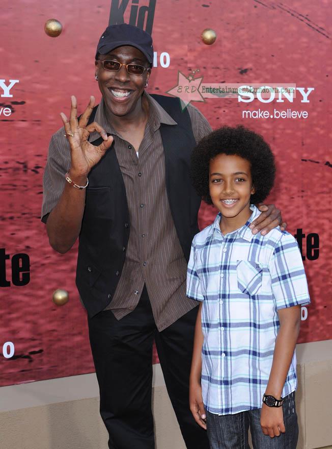 The Karate Kid Hollywood Premiere   Entertainment Rundown