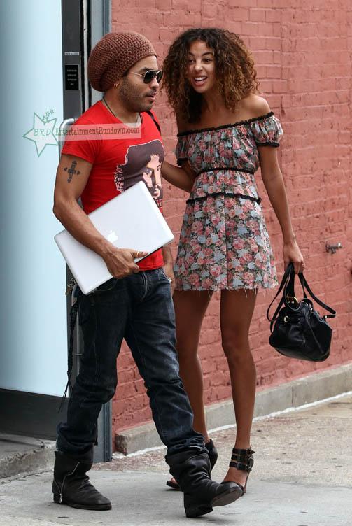 Spotted: Lenny Kravitz In NYC | Entertainment Rundown Alicia Keys New York