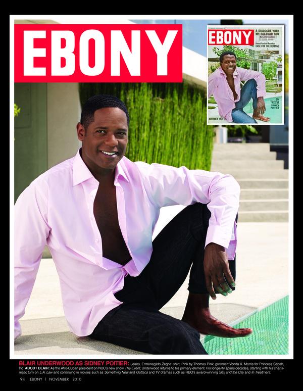 Retro ebony