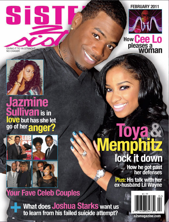 Toya Carter and Memphitz
