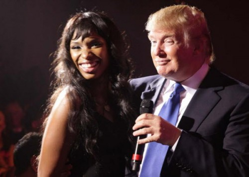 http://entertainmentrundown.com/wp-content/uploads/2011/02/Jennifer-Hudson-Donald-Trump-500x356.jpg