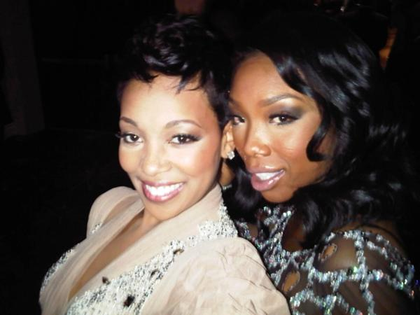 Monica Brandy Grammy 2011