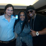 Vivica Fox Slimm Ashton Kutcher Super Bowl