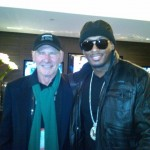 Vivica Fox Slimm Harrison Ford Super Bowl