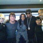 Vivica Fox Slimm Jamie Foxx Super Bowl