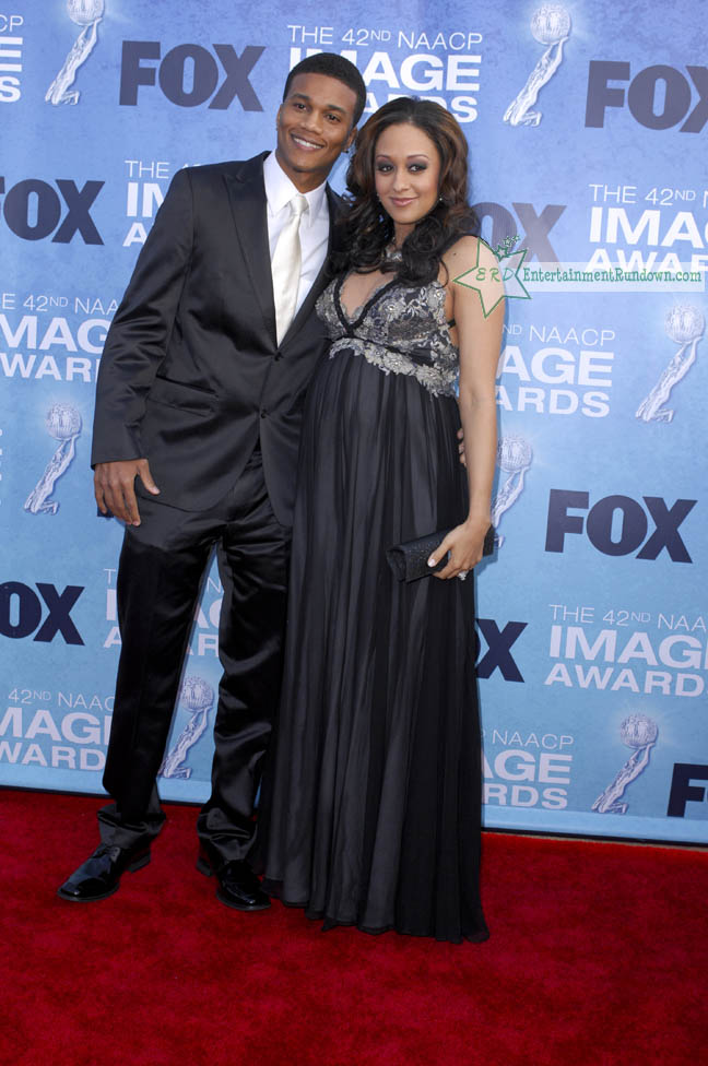 tia mowry and husband cory hardrict. Tia Mowry and husband Cory