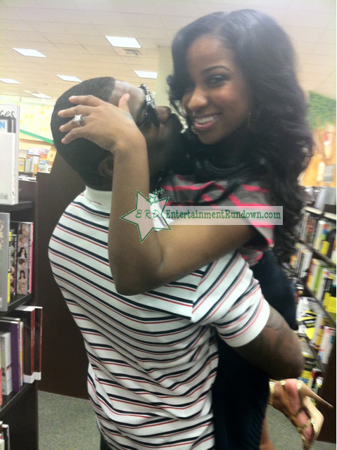 pictures of toya carter and memphitz. Toya Carter Gets Glam For