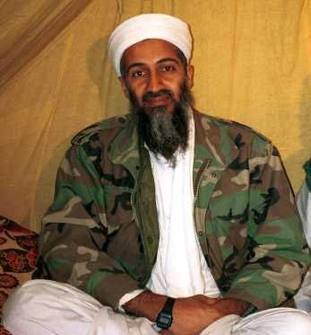 Osama in Laden The most. Osama bin Laden, the most