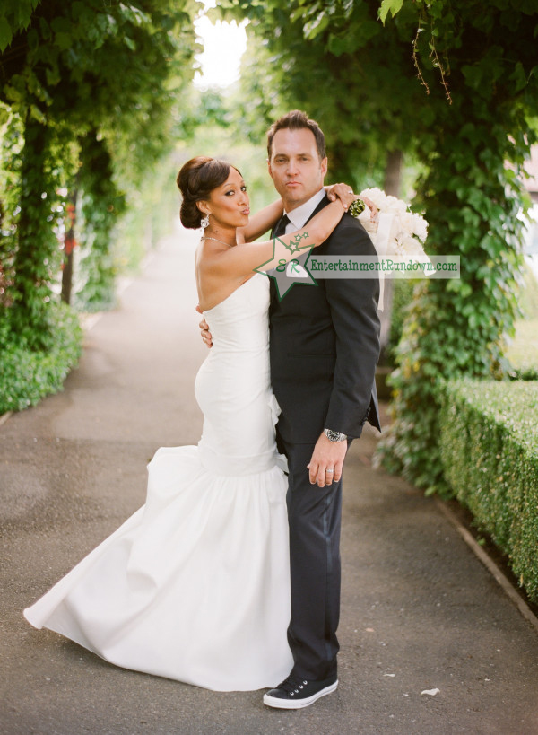 Tamera Mowry Adam Housely Wedding Photos