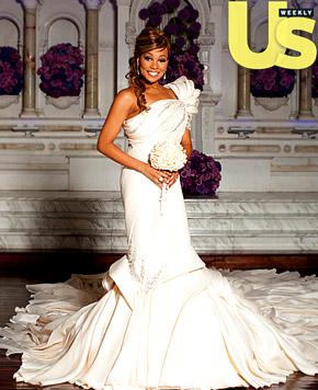 Photo: Monica\'s Wedding Dress | Entertainment Rundown