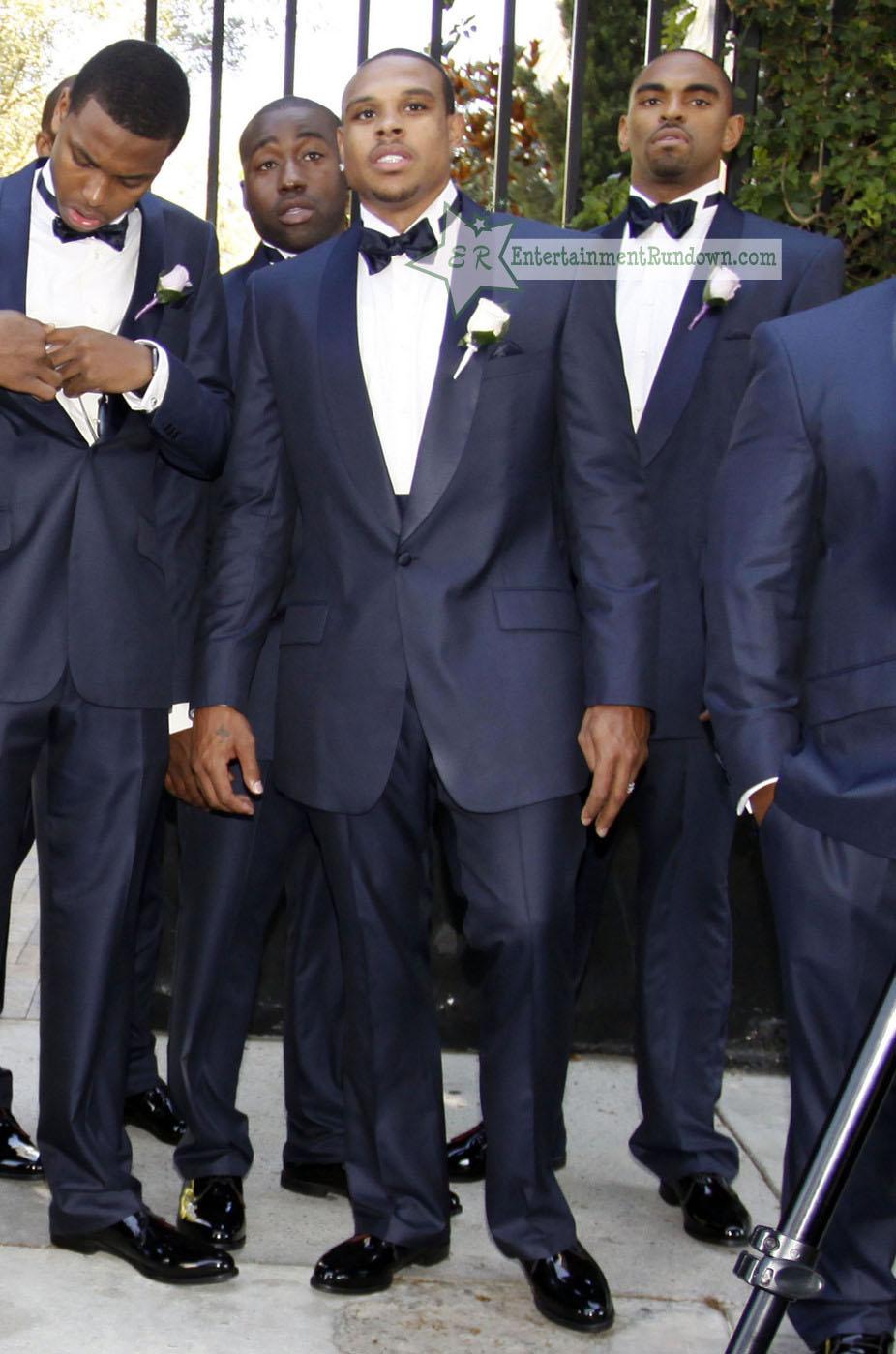 monica wedding pics