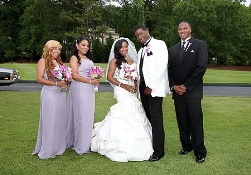 Toya Wright Wedding Pictures Tbrbinfo Tbrbinfo