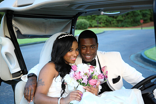 Toya Carter Memphitz Wright Wedding Photos 6