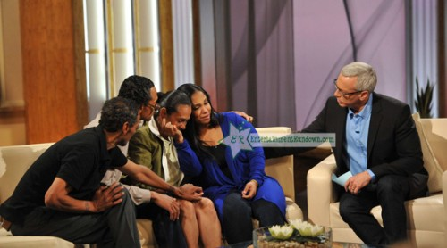 "The DeBarge Family On ""Dr. Drew Life Changes"" (DeBarge ..."