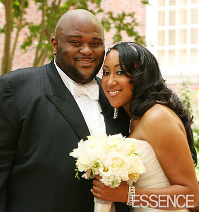 15 Hollywood Celebrities Who Fell In Love and Married ...  Ruben Studdard Wife
