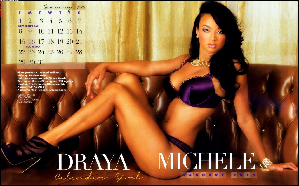 Draya Michele Covers Black Men Magazine's Reality TV Issue ...