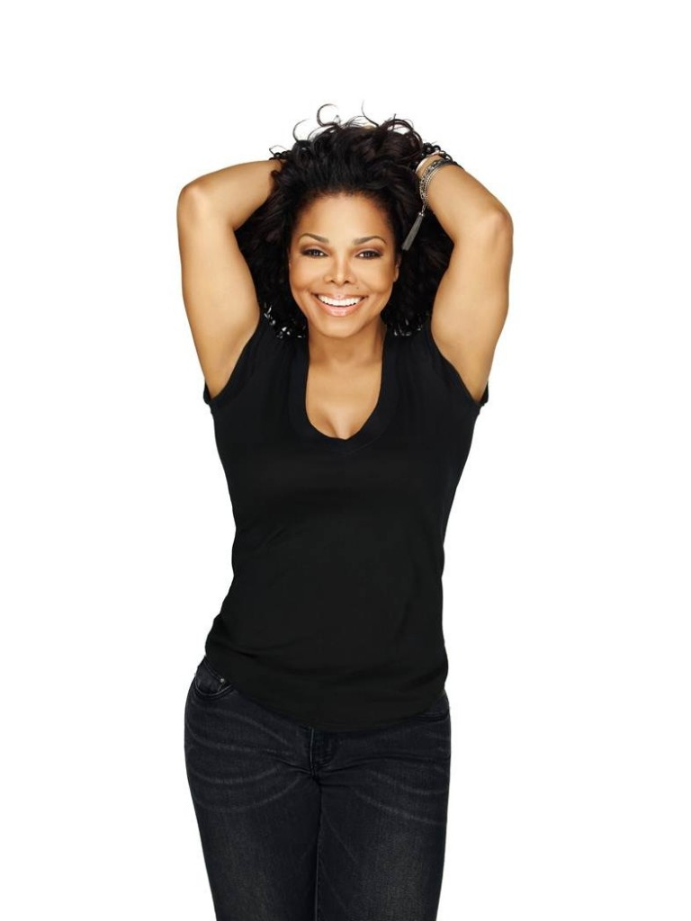 Janet Jackson Shows Off New Nutrisystem Body
