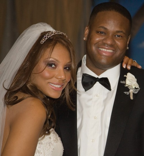 tamar braxton vince herbert wedding picture
