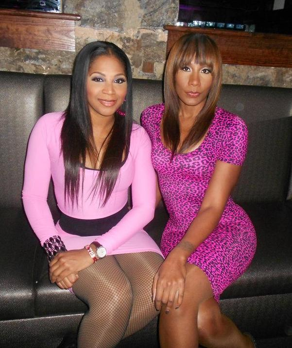 Photos: Trina And Towanda Braxton Host Breast Cancer Event