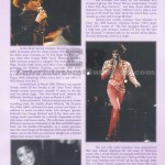 Whitney Houston Funeral Program Page 4