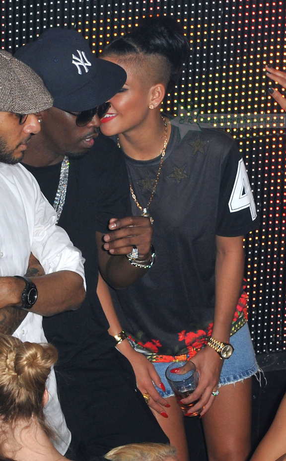 KEKE PALMER and CASSIE Kiss In The Lips PICS
