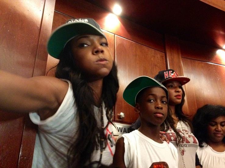 Dwyane Wade & Gabrielle Union -- Evidence They Were NOT on Break