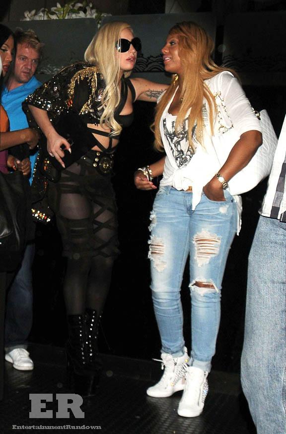 Lady GaGa Leaving Mr  ...