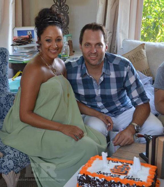 peek at tamera mowry 39 s baby shower entertainment rundown