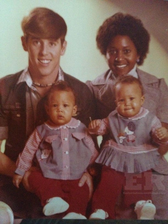 Check out this cute old picture of Tia Mowry Hardrict and Tamera Mowry