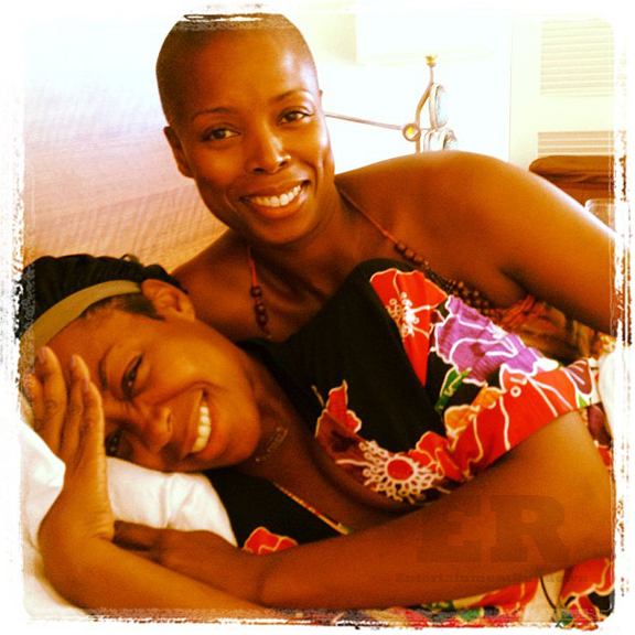 Tichina Arnold Gets Married Hawaii Sidra Smith ...
