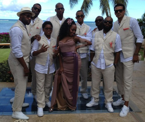 Photos: Tichina Arnold Gets Married | Entertainment Rundown