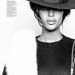 Naomi Campbell Harper's Bazaar Russia 3