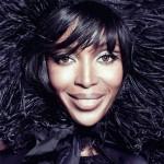 Naomi Campbell Harper's Bazaar Russia 4