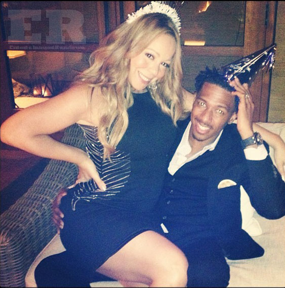 Nick Cannon Mariah Carey Birthday