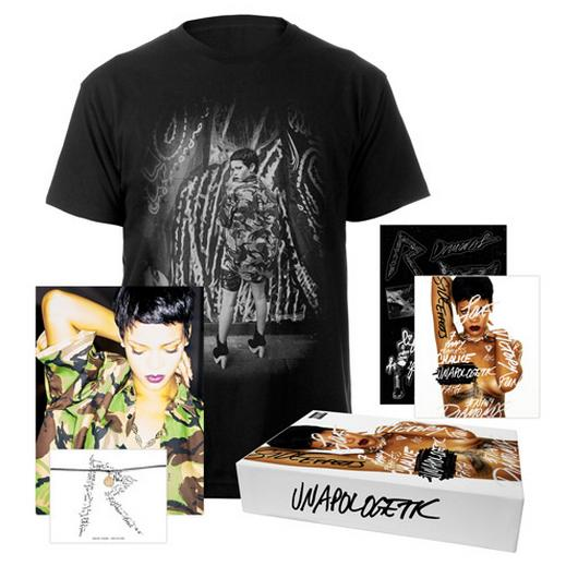 Unapologetic deluxe
