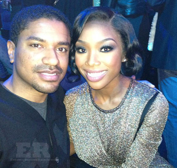 Brandy Ryan Press American Music Awards 2012