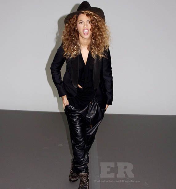 Beyonce Channels Michael Jackson